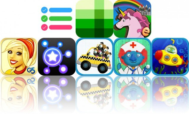 Today's apps gone free: ShoppyList, Shades, Supermarket Mania and more