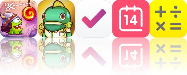 Today's apps gone free: Cut the Rope: Time Travel, Star Billions, Done and more