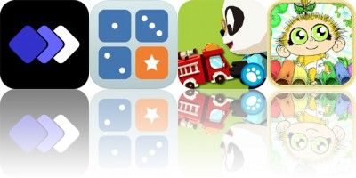 Today's Apps Gone Free: Preset, Diced, Dr. Panda's Toy Cars and More