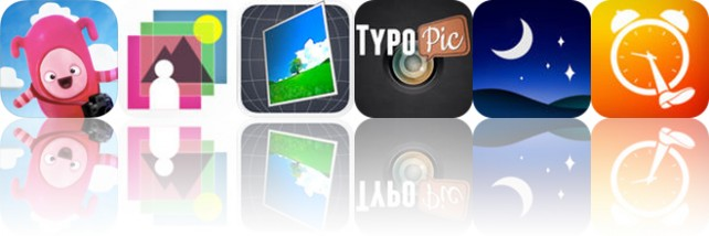 Today's Apps Gone Free: Tiny Passengers, LayerPic, PicSpin360 and More