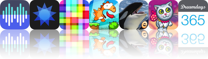 Today's Apps Gone Free: Transcribe, LensLight, Makanim and More