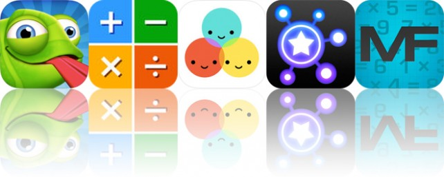 Today's Apps Gone Free: Pull My Tongue, Solve, Smoosh and More