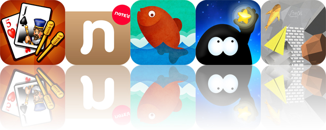 Today's Apps Gone Free: Cribbage, Note'd, Perfect Cut and More
