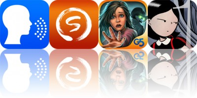 Today's Apps Gone Free: Breathing Zone, Zen Sketch, Nightmares from the Deep and More