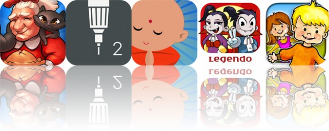 Today's Apps Gone Free: Old Maid, Tayasui Sketches, Gratitude Journal and More