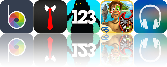 Today's Apps Gone Free: BeFunky, Tie Right, The Lonely Beast and More