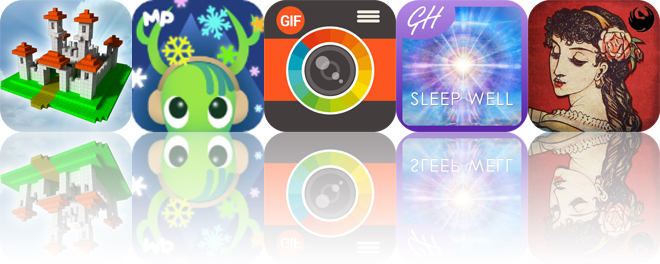 Today's Apps Gone Free: Block Art II, MarcoPolo Arctic, Gif Me and More