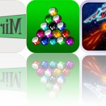 Today's Apps Gone Free: Draw Mania, MirriM, Pool and More