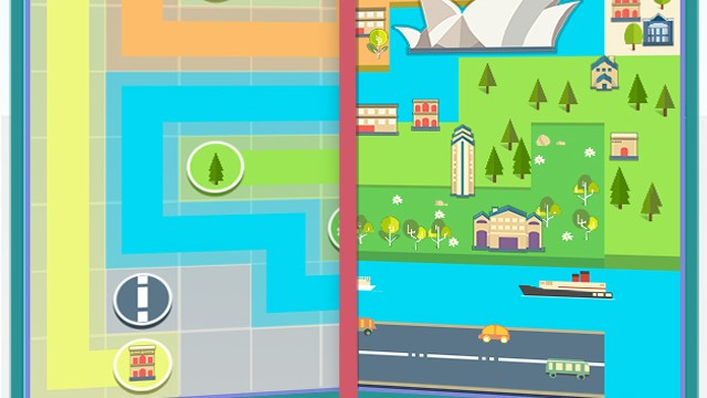 Trace Your Way Past City Lines in This Charming Puzzler