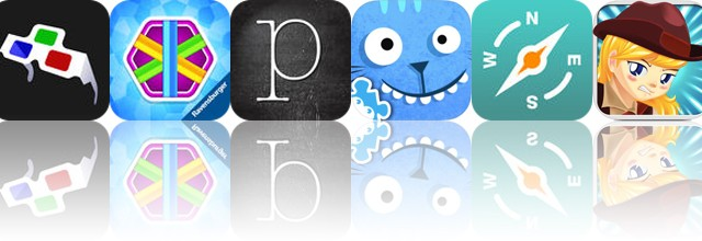 Today's Apps Gone Free: The Fourth Dimension, Take It Easy, Poetics and More