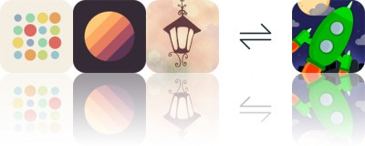 Today's Apps Gone Free: GREG, Globo, Lumie and More