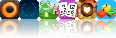 Today's Apps Gone Free: Loopy, Orphion, Freddy the Frogcaster and More