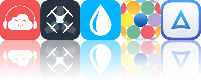 Today's Apps Gone Free: Eddy, Skycatch Commander, Watered and More