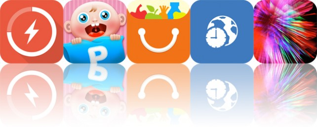 Today's Apps Gone Free: Tabatach, Peekaboo, Organizy and More