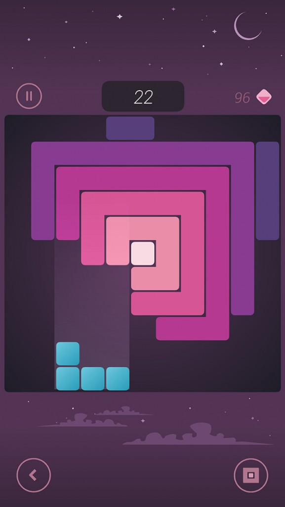 Make Squares, Not Lines in Eklips, a New Tetris-Inspired Puzzler