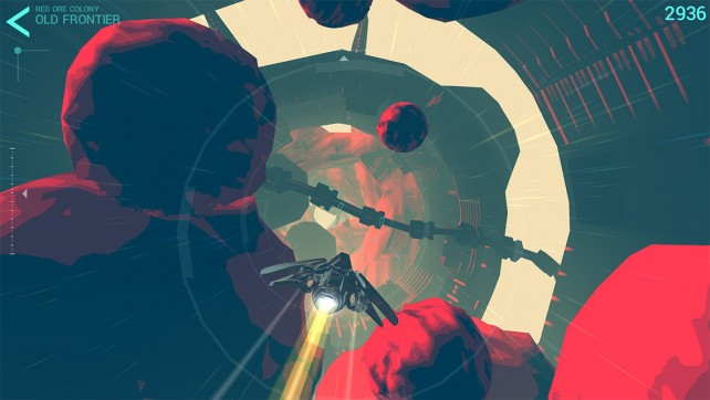 Show Off Your Spaceship Piloting Skills in Hyperburner
