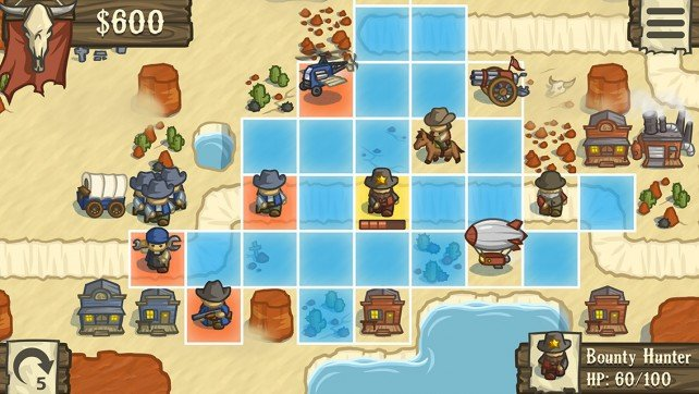 Become a Legend in Lost Frontier, Mika Mobile's New Strategy Game