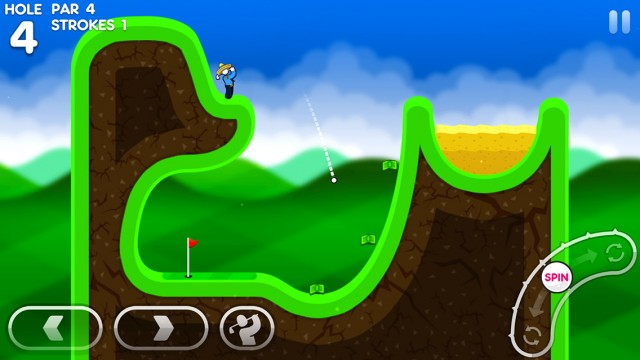Super Stickman Golf 3 is the Latest Ace from Noodlecake Studios