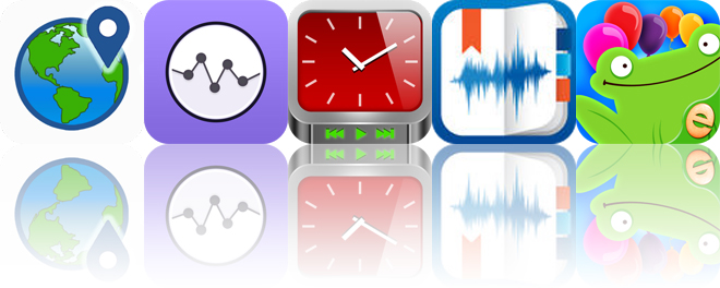 Today's Apps Gone Free: Places Around, MiniStats, ClockTunes and More
