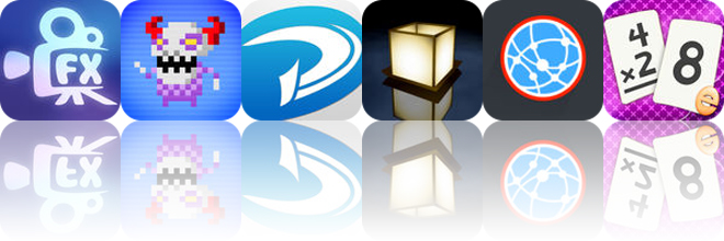 Today's Apps Gone Free: Video FX, Dungeon of Madness, PhotoMarks and More