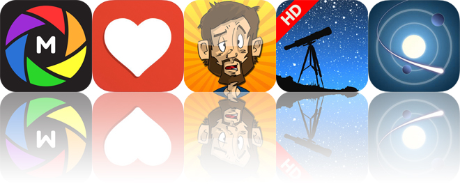 Today's Apps Gone Free: Mix on Pix, HealthView, The Great Fusion and More