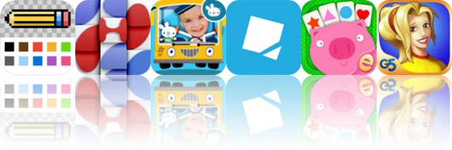 Today's Apps Gone Free: Sprite Creator, Polymer, Wheels on the Bus and More