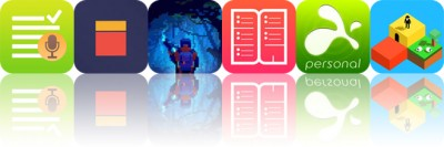 Today's Apps Gone Free: WatchNotes, Peek Calendar, Xibalba and More