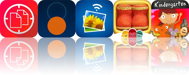 Today's Apps Gone Free: Scanner and Translator, Orphinio, Photo Transfer and More