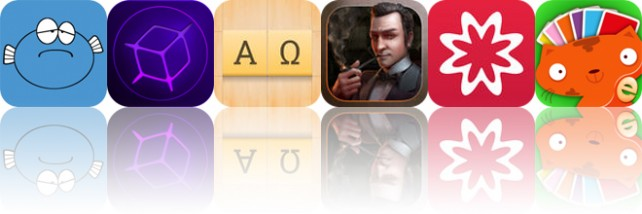 Today's Apps Gone Free: Carp, Perizm, Alpha Omega and More