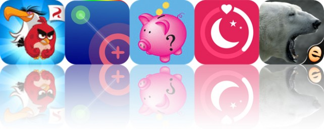 Today's Apps Gone Free: Angry Birds, NodeBeat, Loan Calculator and More