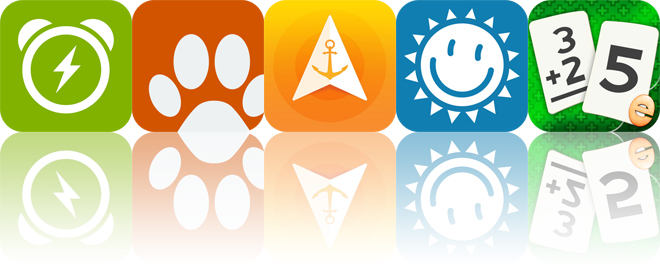 Today's Apps Gone Free: Power Nap, PetFetch, Anchor Pointer and More