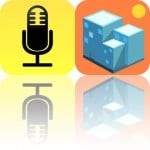 Today's Apps Gone Free: Power Hover, Audio Notebook, Blox 3D City Creator and More