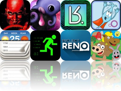 Today's Apps Gone Free: Carmageddon, Hungry Squid, Rabbit Hole and More