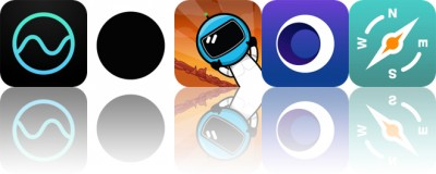 Today's Apps Gone Free: Noizio, A Noble Circle, Mars Miner and More