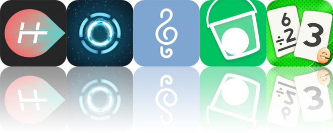 Today's Apps Gone Free: Hypelight, SpinFinity, Loud and More