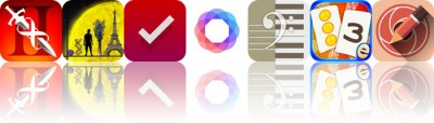 Today's Apps Gone Free: Universal Zoom, HashPhotos, Prioritask and More