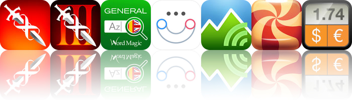 Today's Apps Gone Free: Infinity Blade, English Spanish Dictionary, Damda and More
