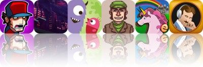 Today's Apps Gone Free: Paranormal Minis, Super Lemonade Factory, Sago Mini Monsters and More