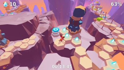 Hexagonal Runner The Little Fox Puts a New Spin on a Classic Story