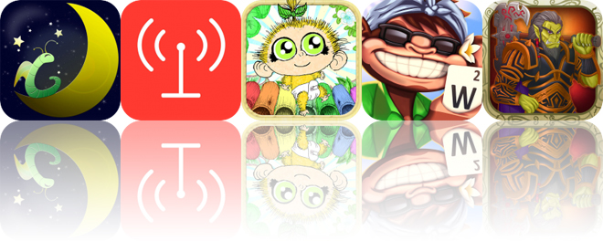 Today's Apps Gone Free: Sleep Bug, Data Widget, Jungle Jam and More