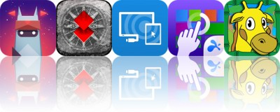 Today's Apps Gone Free: Adventures of Poco Eco, Cubway, Wired XDisplay and More