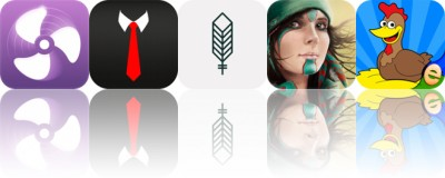 Today's Apps Gone Free: Sleepy Fan, Tie Right, Uptown and Co. and More
