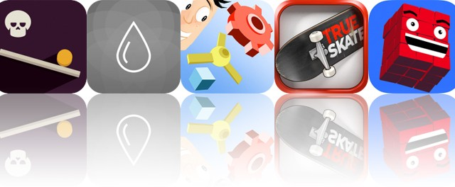 Today's Apps Gone Free: Teeter, Relax Rain, Blox 3D and More
