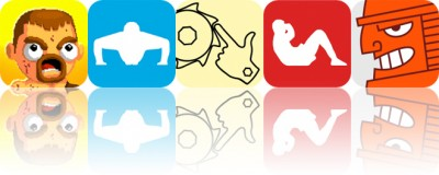 Today's Apps Gone Free: Epic Flail, Pushups Trainer, TraptionBakery and More