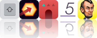 Today's Apps Gone Free: Shift, Core, Sero and More