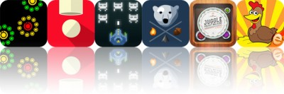 Today's Apps Gone Free: Satellina, Paintball Rush, Voxel Invaders and More