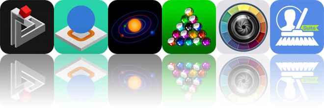 Today's Apps Gone Free: Hocus, Socioball, Gravity and More
