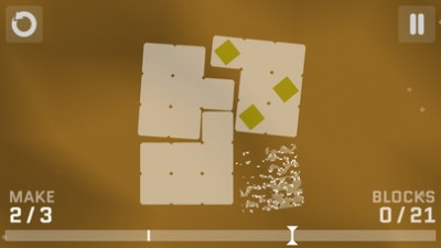 Fractions Can Be Fun in Diffission, a Mathematical Puzzle Game