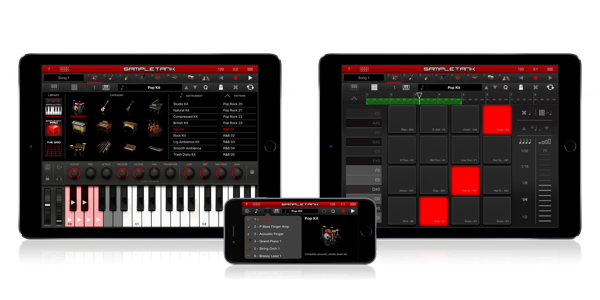 SampleTank 2 Packs Even More Sound Production Goodies for On-The-Go Musicians