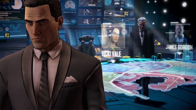 Explore the Psyche of Bruce Wayne in Batman - The Telltale Series